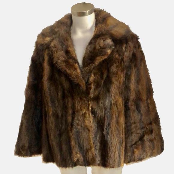 Vintage Jackets & Blazers - SOLD Vintage Mink Jacket by Anthony's Furs